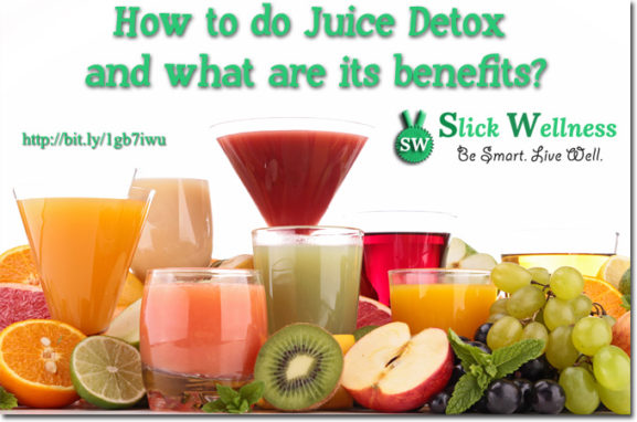 Juice Detox: How To Do Juice Detox And What Are Its Benefits