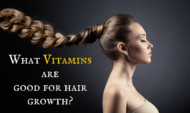 Are Vitamins good for hair growth