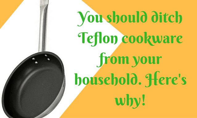 Why Should You Ditch Teflon?