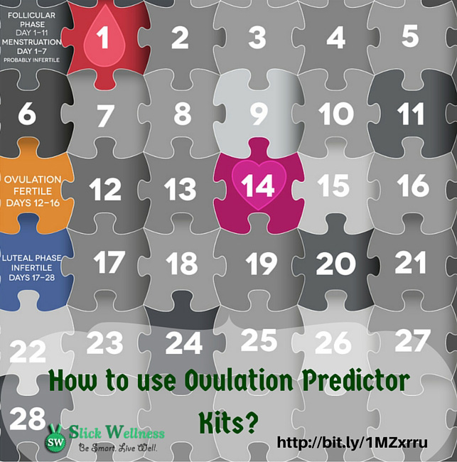 How to use Ovulation Predictor Kits?