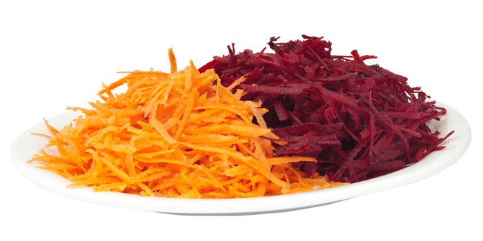 Beetroot or carrot