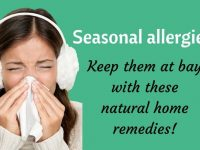 10 Natural Home Remedies for Seasonal Allergies