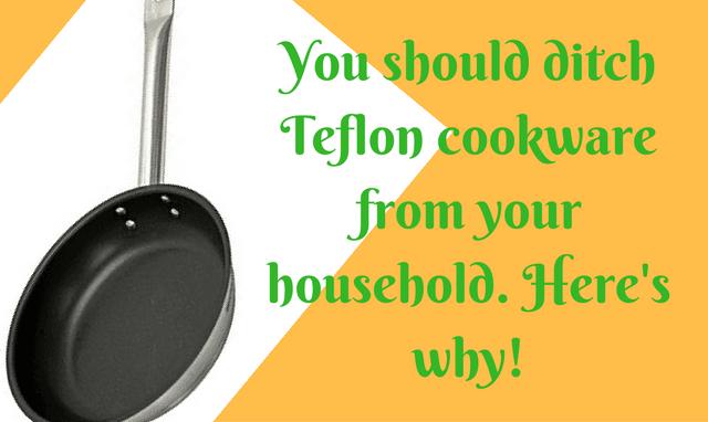 Why Should You Ditch Teflon?