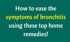 25 Top home remedies for bronchitis to ease yourself