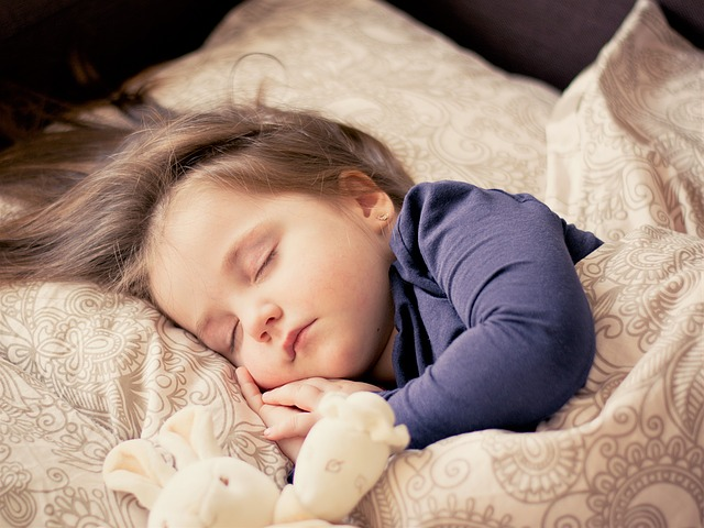 Better sleep for children and smooth skin