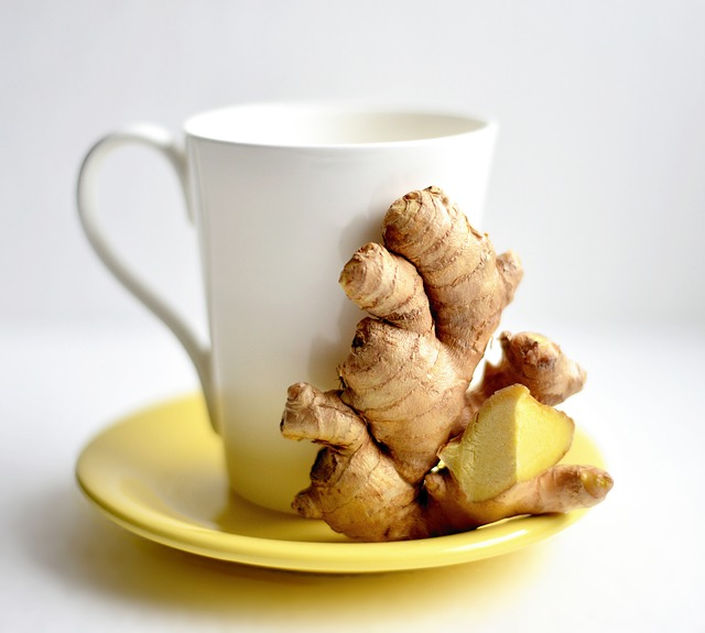 Here's why you should have Ginger tea! 1