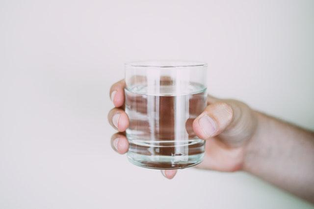 Control water intake