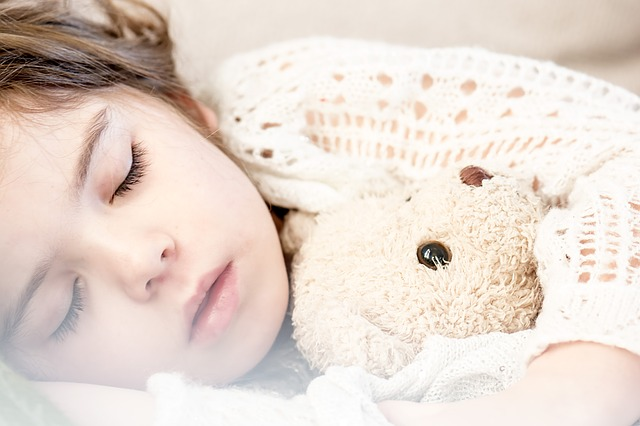 How to make your kids sleep well naturally?