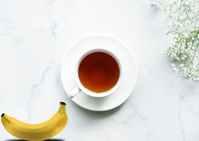 How To Make Banana Tea?