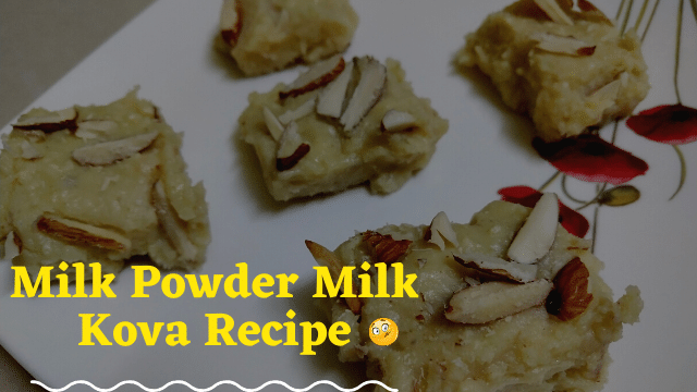 Milk-Powder-Milk-Kova-Recipe