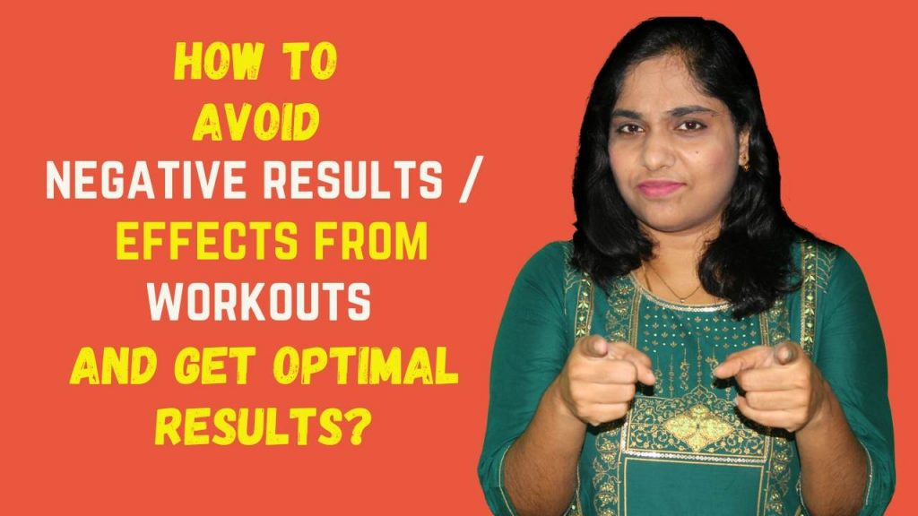 Things you MUST do if you exercise regularly