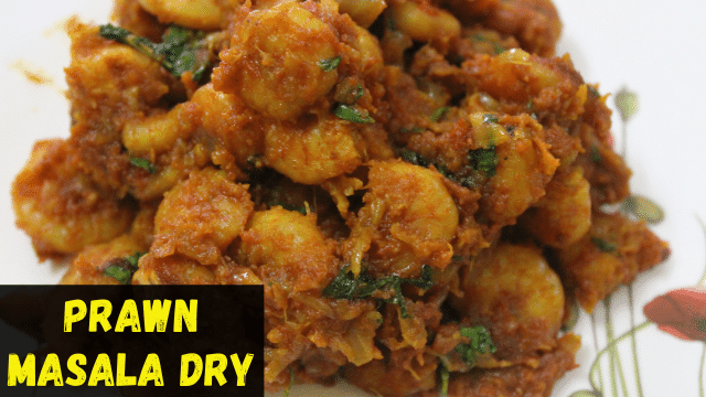 Prawn-Masala-dry-recipe