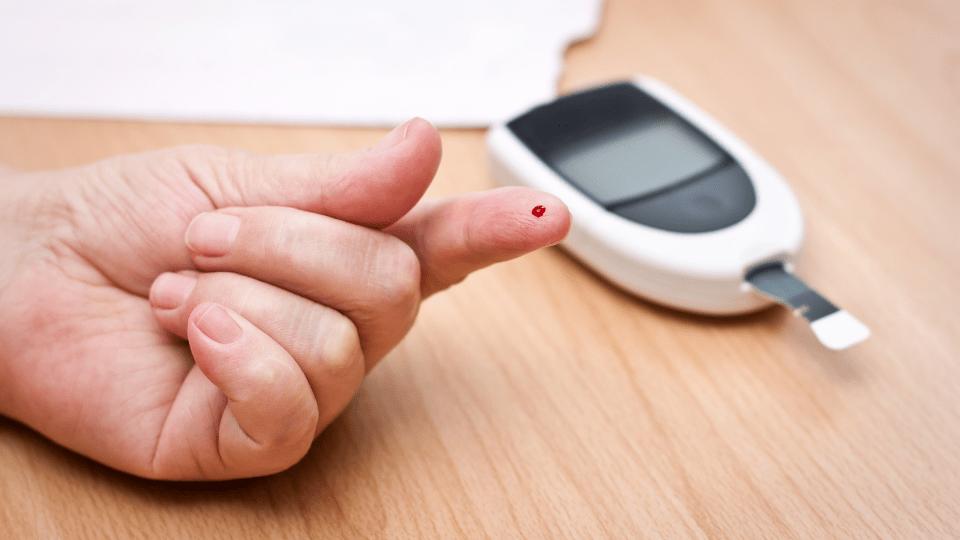 Regulates blood sugar level